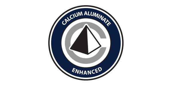 calcium aluminate enhanced